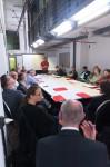 Activiti Workshop im leider zu kleinen aber schönen Raum