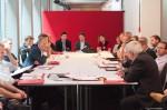 Lebhafte Diskussionen im BPM Quo Vadis Workshop