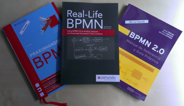 the bpmn book in german english and spanish - Bpmn Book