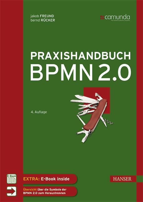 Praxishandbuch BPMN 4. Auflage