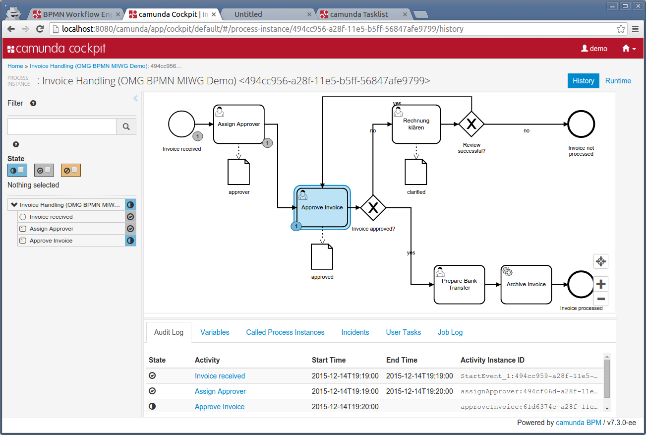 bpmn assignments Task assignment and reassignments are a very common function of any workflow based process design this article explores task reassignment feature of oracle bpm.