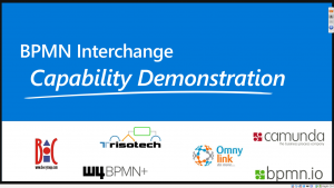 BPMN Interchange Capability Demonstration